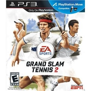 SONY PlayStation 3 GRAND SLAM TENNIS 2