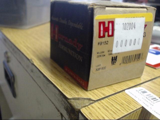 HORNADY Ammunition 460