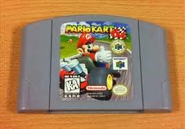 NINTENDO Nintendo 64 Game MARIO KART 64