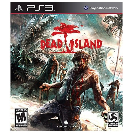SONY PlayStation 3 Game PS3 DEAD ISLAND