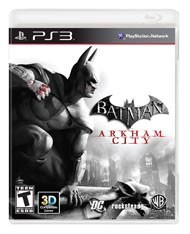 SONY Sony PlayStation 3 Game BATMAN ARKHAM CITY