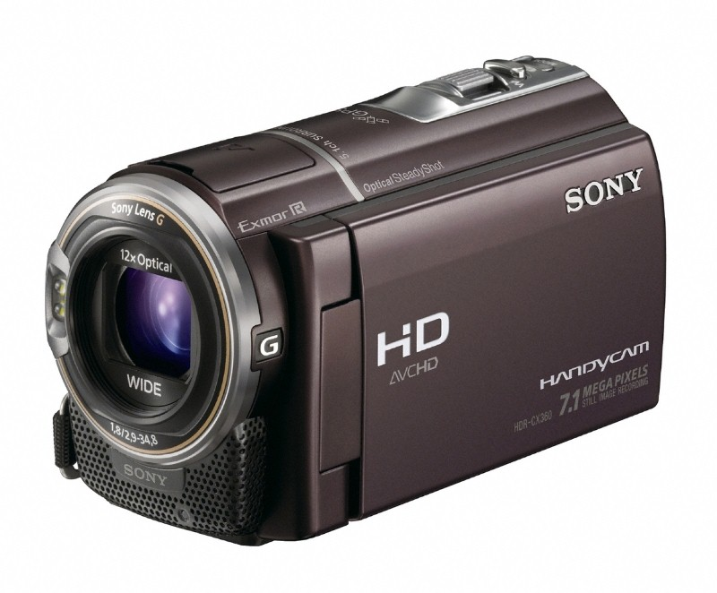 SONY Camcorder HDR-CX360V