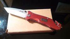 JEEP Pocket Knife 440