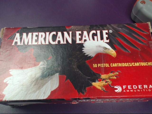 AMERICAN EAGLE AMMUNITION Ammunition 45 G.A.P