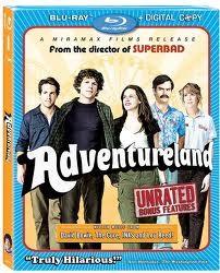 BLU-RAY MOVIE Blu-Ray ADVENTURELAND