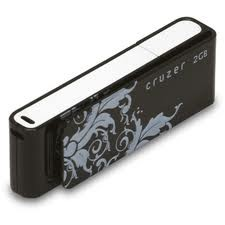 SANDISK SDCZ34-002G-A11 - 2GB USB 2.0 FLASH DRIVE