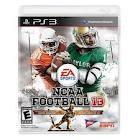 SONY Sony PlayStation 3 NCAA FOOTBALL 13