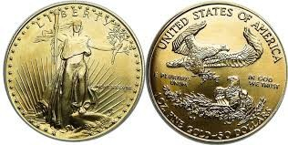 UNITED STATES Gold Coin 2005 1OZ FINE GOLD $50 DOLLAR COIN 24K Yellow Gold
