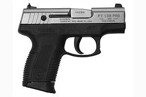 TAURUS Pistol PT 138 PRO