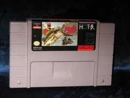 NINTENDO Nintendo NES SUPER BLACK BASS