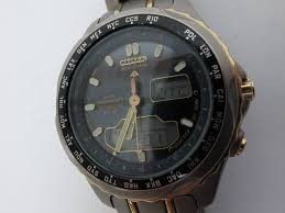 CITIZEN Gent's Wristwatch ECO-DRIVE GN-4W-UL