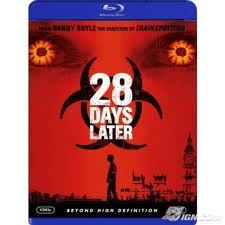BLU-RAY MOVIE Blu-Ray 28 DAYS LATER