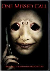 DVD MOVIE DVD ONE MISSED CALL