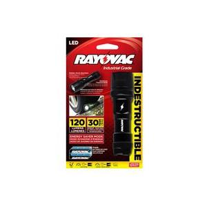 RAYOVAC Flashlight DIY3AAA-B