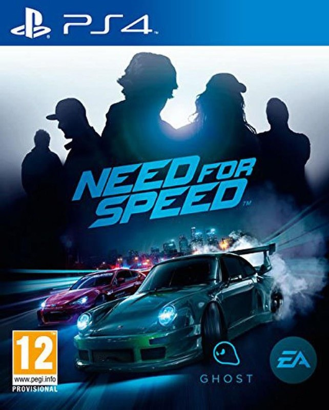 PlayStation 4: Need for Speed