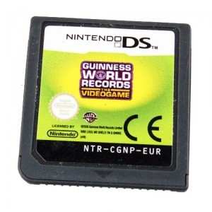 NINTENDO Nintendo DS Game GUINNESS WORLD RECORDS THE VIDEO GAME DS