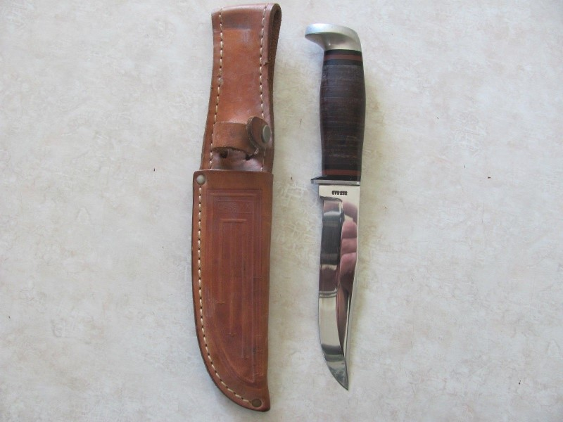 CASE KNIFE Hunting Knife 365 SAB
