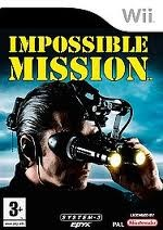NINTENDO Nintendo Wii Game IMPOSSIBLE MISSION