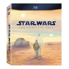 BLU-RAY MOVIE Blu-Ray STAR WARS THE COMPLETE SAGA
