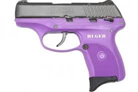 RUGER Pistol LC9S-PPG