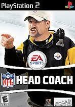 SONY Sony PlayStation 2 NFL HEAD COACH