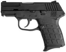 KEL TEC PF-9 WITH LASERLYTE SIDE MOUNTED LASER