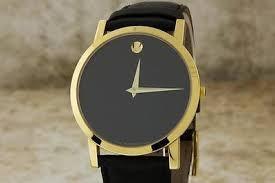 MOVADO Gent's Wristwatch 88G11852