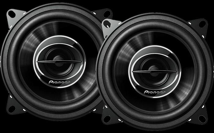 PIONEER ELECTRONICS Car Speakers/Speaker System TS-G1045R