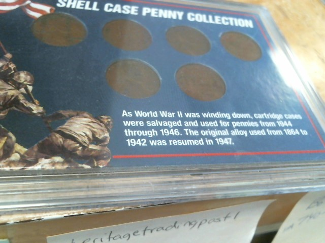 UNITED STATES Coin WHEAT PENNY COLLECTION
