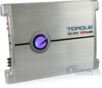 PLANET AUDIO Car Amplifier TRQ1.3000D