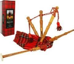 Bagpipe JUNIOR PLAYABLE BAGPIPE
