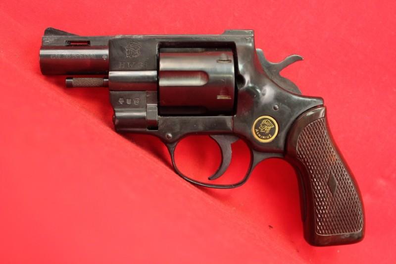 Arminius Revolver