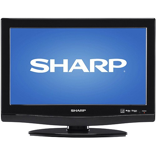 SHARP Flat Panel Television LC-19SB27UT