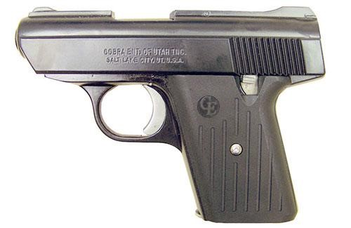 COBRA FIREARMS Pistol CA-380BB