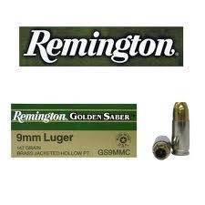 REMINGTON FIREARMS Ammunition GS9MMC