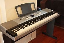 YAMAHA Keyboards/MIDI Equipment DGX-530