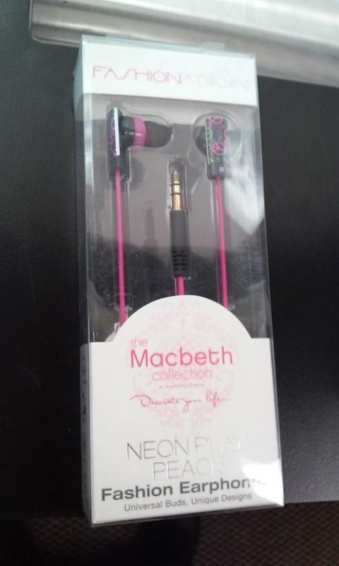 MERKURY INNOVATIONS Headphones MB-EB1BP
