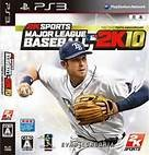 SONY Sony PlayStation 3 Game MAJOR LEAGUE BASEBALL 2K10