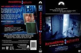 DVD MOVIE DVD PARANORMAL ACTIVITY 2