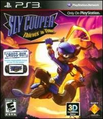SONY Sony PlayStation 3 Game SLY COOPER - PS3