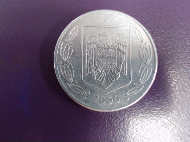 ROMANIA Coin 500 LEI 2000