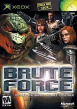 Brute Force (Microsoft Xbox, 2003) - Complete