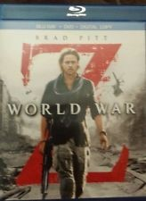 BLU-RAY MOVIE Blu-Ray WORLD WAR Z