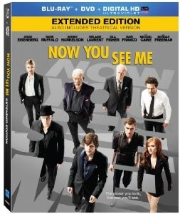 BLU-RAY MOVIE Blu-Ray NOW YOU SEE ME