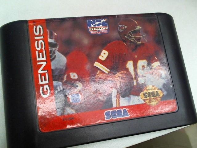 SEGA Sega NFL FOOTBALL 94