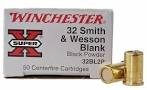 WINCHESTER Ammunition 32 SMITH WESSON BLANK