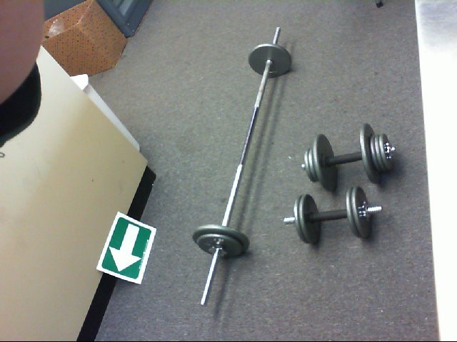 CAP FITNESS Exercise Equipment FREE WEIGHTS