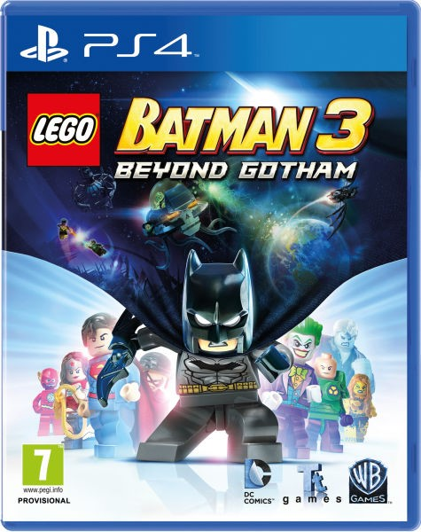 SONY Sony PlayStation 4 Game BATMAN 3 - PS4