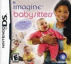 NINTENDO Nintendo DS Game IMAGINE BABYSITTERS