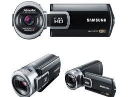 SAMSUNG Camcorder HMX-QF20